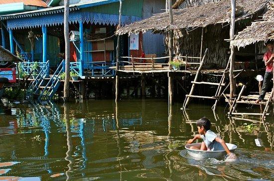 Kompong Phluk, Tonle Sap Lake Sunset...