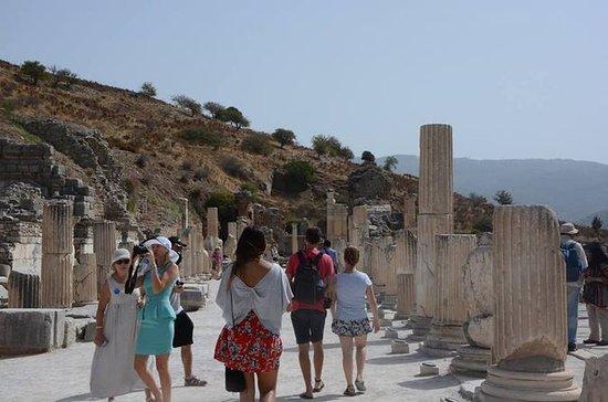 Visite privée d'Ephesus avec...