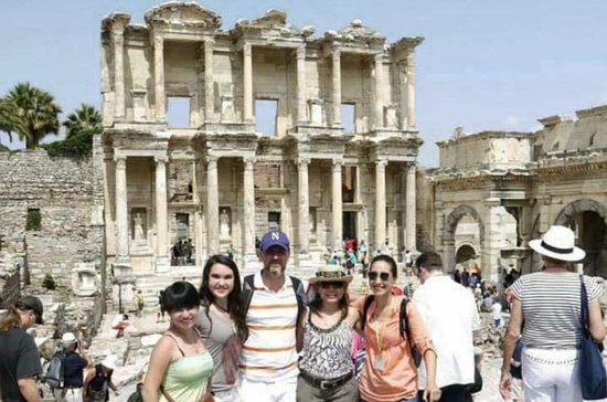 5-Hour Private Trip to Ephesus with ...