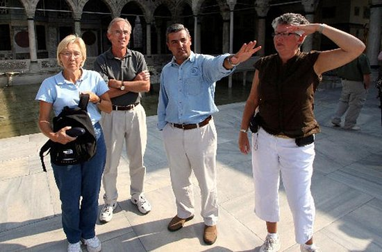 Sultanahmet Old City Tour with ...