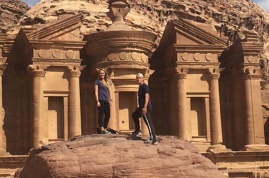 Privat helårs tur til Petra fra Amman