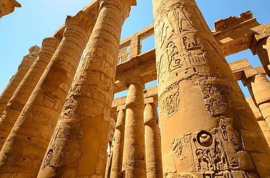 Private halbtägige Tour von Luxor zur...