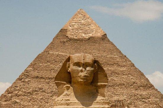 Klassisk Kairo Privat Dagstur fra...