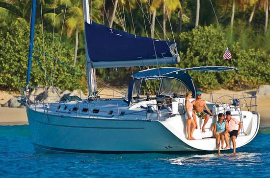 Charter nautico privato a St Kitts
