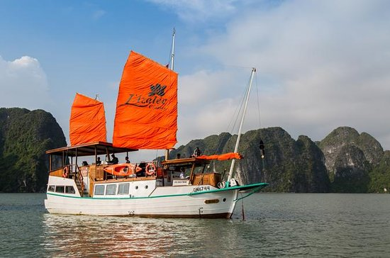 Full-Day Group Tour to Halong Bay on...