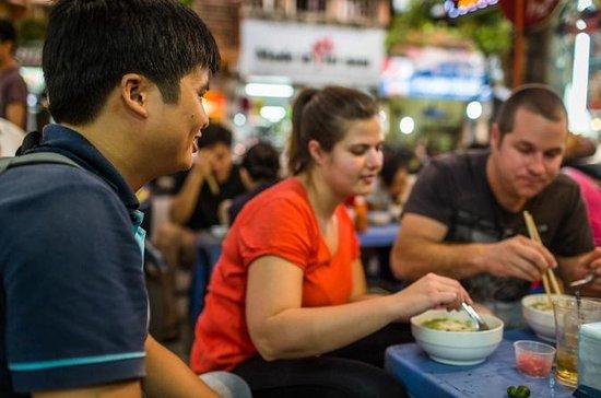 Hanoi Street Eats Evening Small Group ...
