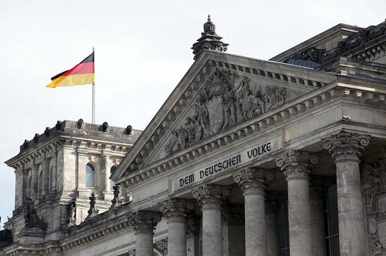 Berlin Historic Center, Reichstag ...