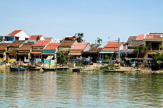 Hoi An City Full Day Tour included...