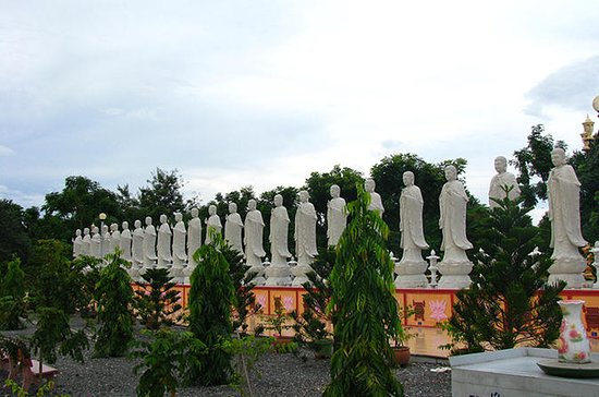 Full-day Tour of Vung Tau City from...