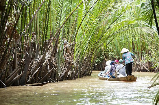 Full-Day Mekong Delta and Floating...