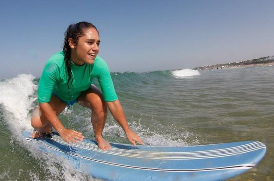 7 Day Surfing Holiday In Andalucía