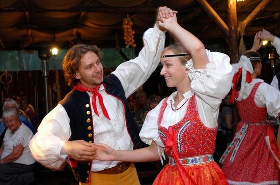 Czech Traditional Folklore Show...