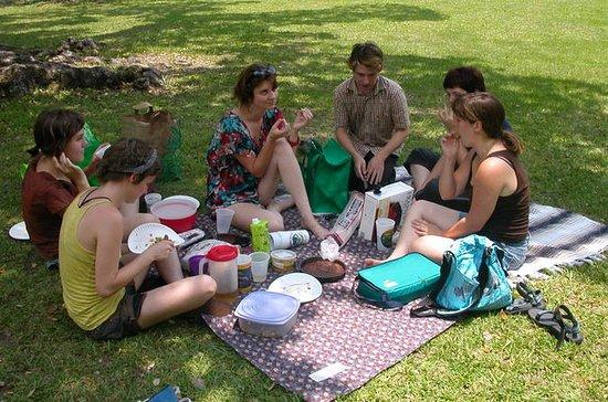 Madrid Fahrrad- und Picknick-Tour