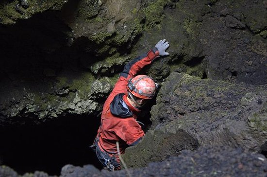 Day-Tour of Caving on Mount Etna from...