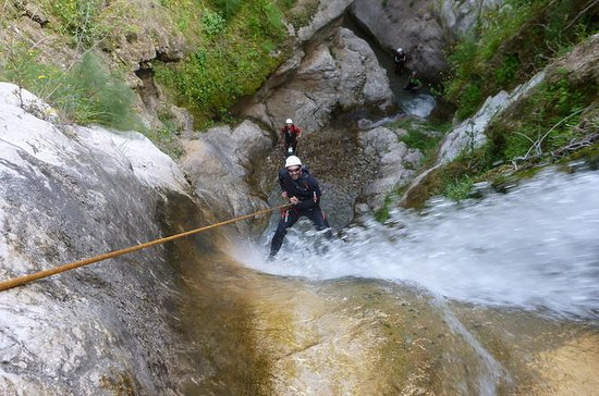 Canyoning Half-Day Tour from Catania