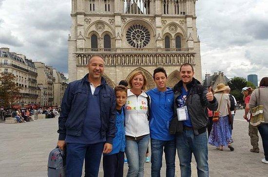 Randonnée pédestre privée à Paris...