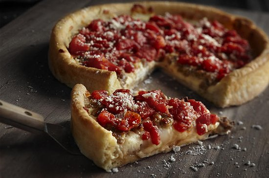UNO Pizzeria and Grill: Deep-Dish...