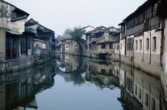Zhujiajiao Water Village Half Day...