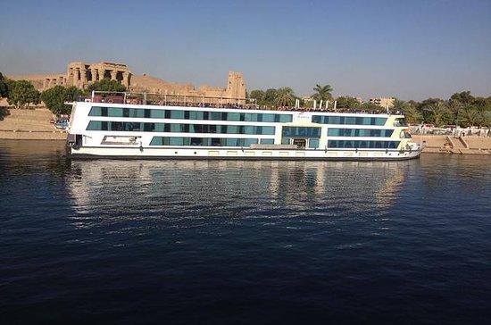 Crucero por el Nilo desde Luxor a...