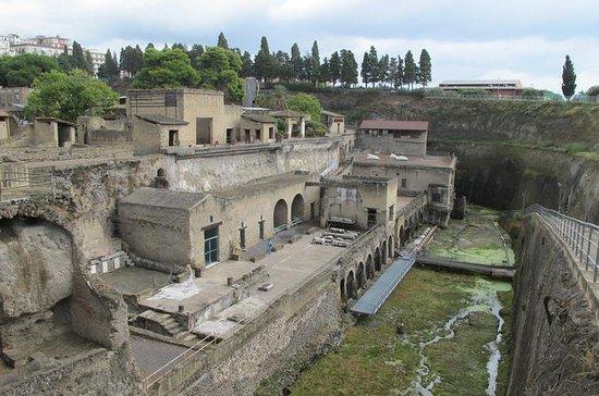 Halbtagesmorgen Tour von Herculaneum...