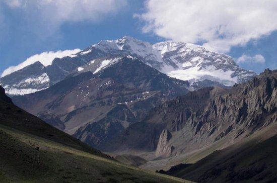 4-Day Mount Aconcagua Trekking Tour to Plaza Francia from Mendoza