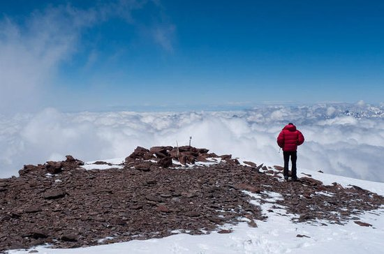 Intera giornata di trekking sulle Ande