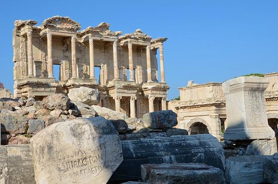 Private Ephesus Full Day Tour from...
