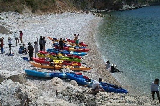 Kayak de mer à l'île Zlarin: excursion...