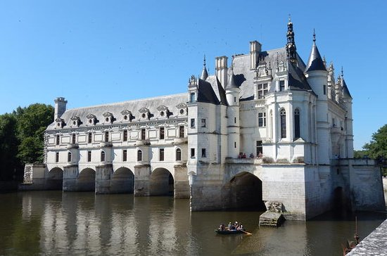 Loire Valley Chateaux Tour with Skip...