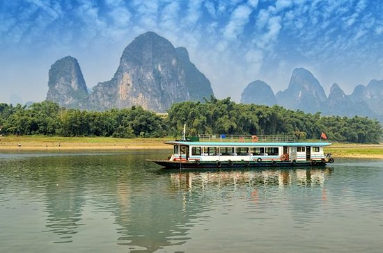Li River Cruise to Yangshuo Day Tour