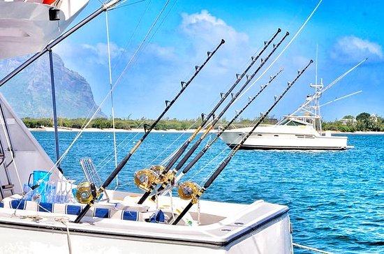 Excursión de pesca privada de día...