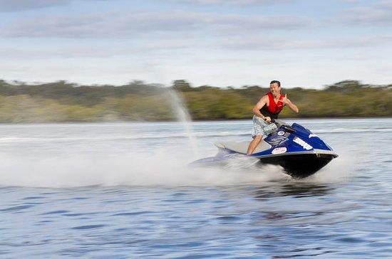 Sortie en jet ski au parc marin de...