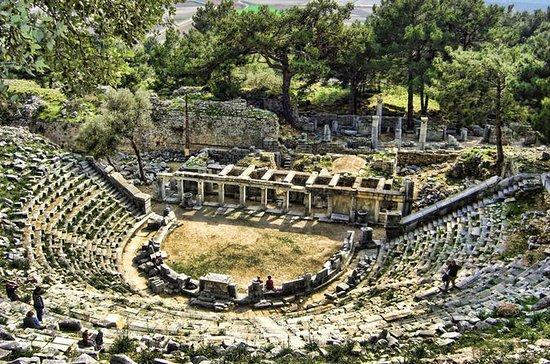 Priene, Dídima y Mileto: Excursión...