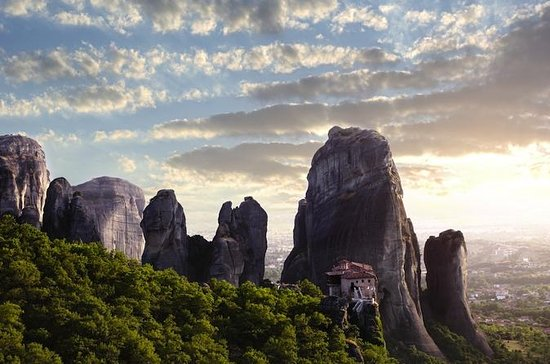 2-Day Meteora Tour by Train from...