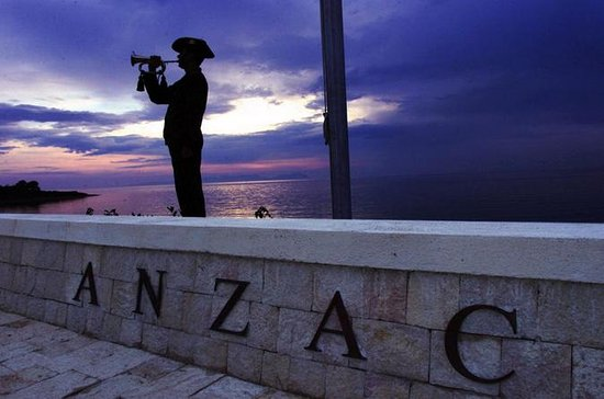 ANZAC Dawn Service Tour desde Estambul