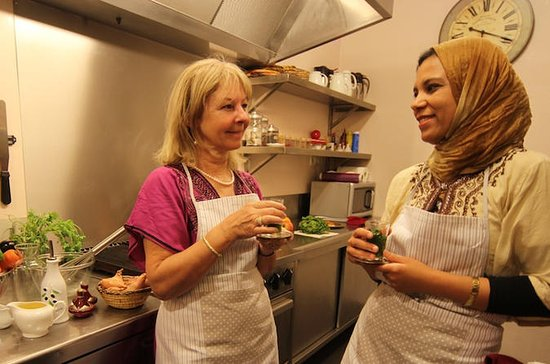 私人旅遊:非斯的3小時摩洛哥烹飪課程
