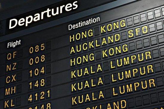 Cruise Transfer: Tianjin...