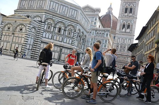 Florence City Bike Tour and Ice Cream...