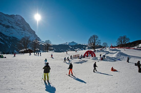 Beginners Ski Day Trip to Jungfrau...