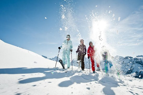 Beginners Ski Day Trip to Jungfrau Ski Region from Zurich