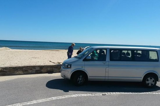 Private Departure Transfer: Nice City Center to Nice Airport