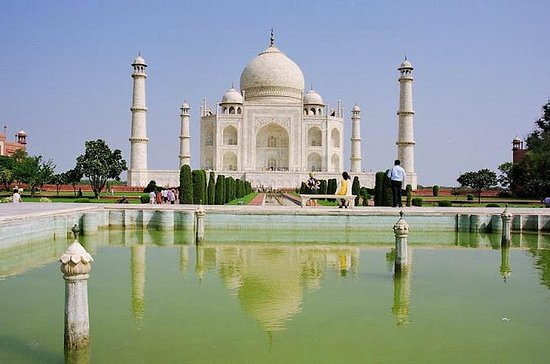 Delhi till Agra Full-Day Tour av Taj ...
