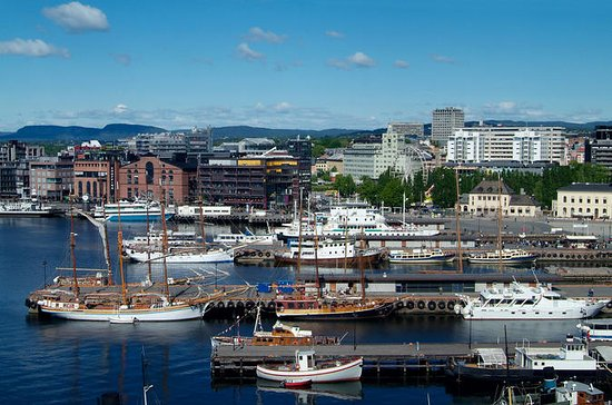 The Essential Oslo Private Walking