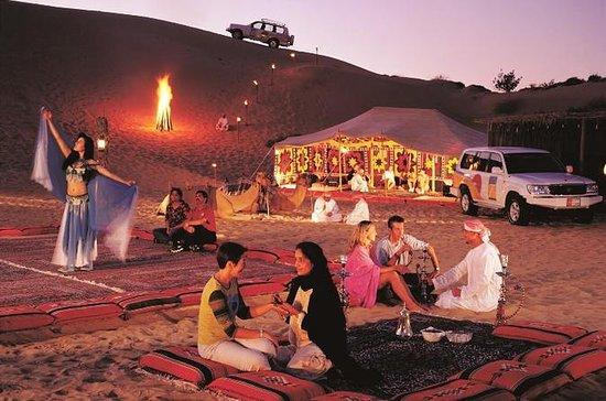 4x4 Dubai Desert Safari With Quad...