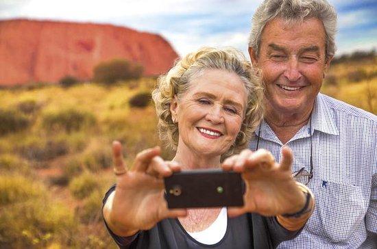 Uluru Sunrise Demi-journée