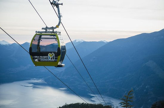 Sea to Sky Gondola Shuttle Package