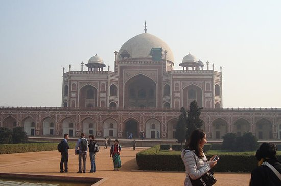 Full-Day Private Tour Delhi: Raj...