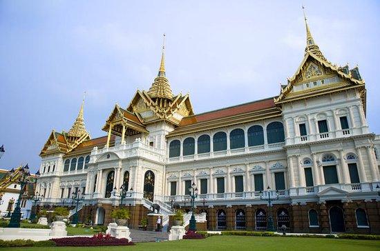 Halbtägiger Thonburi Klongs und Grand...
