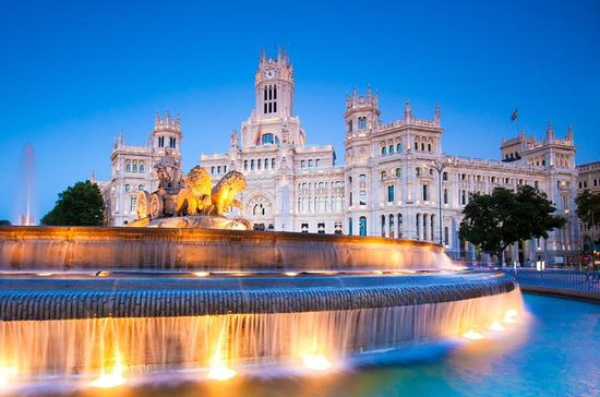 Madrid City Highlights Walking and...