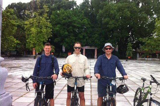 3-Day Hanoi to Halong Bay Bike Tour...